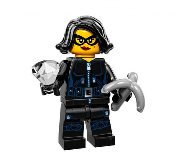LEGO® Minifiguren Serie 15 - Juwelendiebin 71011-15