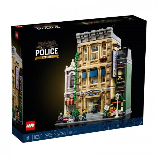LEGO® 10278 Polizeistation