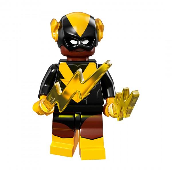 The LEGO® Batman Movie Minifigur Serie 2 - Black Vulcan 71020-20