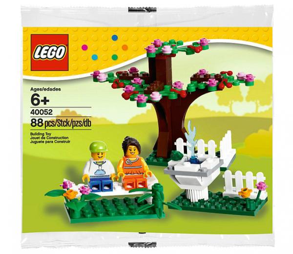 LEGO® 40052 Frühlingsszene