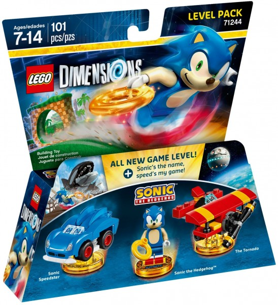 LEGO® Dimensions 71244 Level Pack: Sonic the Hedgehog