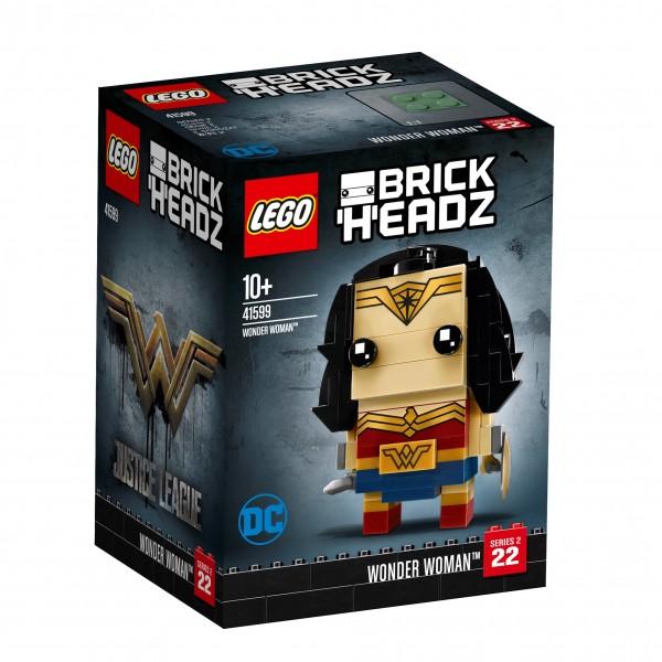 LEGO® BrickHeadz 41599 Wonder Woman