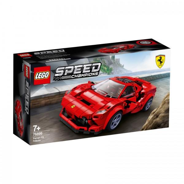 LEGO® Speed Champions 76895 Ferrari F8 Tributo
