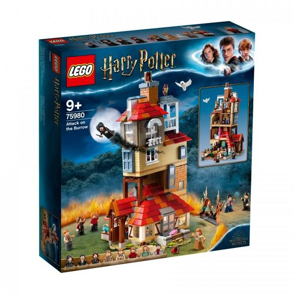 LEGO® Harry Potter 75980 Angriff auf den Fuchsbau