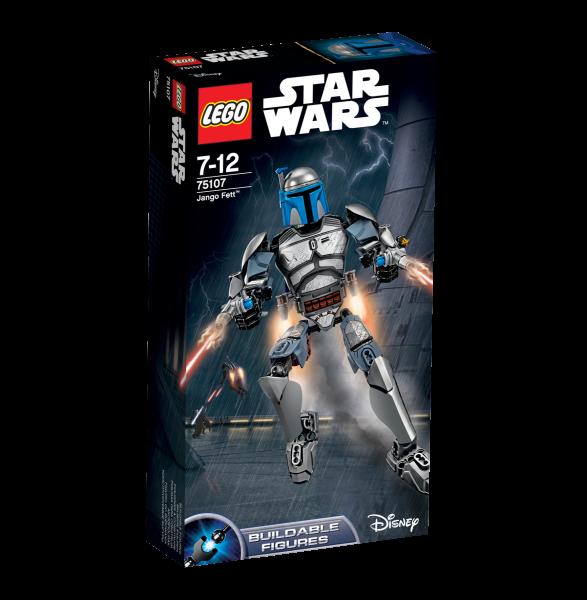 LEGO® Starwars 75107 Jango Fett