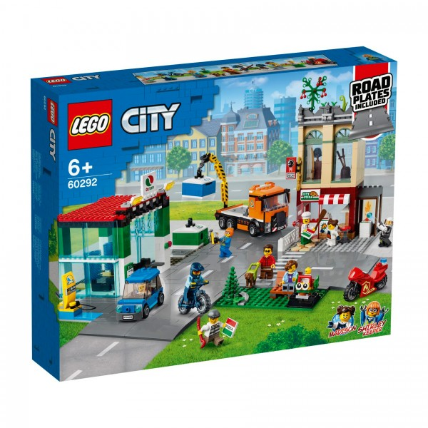 LEGO® CITY 60292 Stadtzentrum