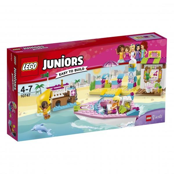 LEGO® Juniors 10747 Andrea & Stephanies Strandurlaub