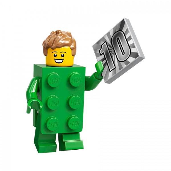 LEGO® Minifigur Serie 20 71027-13: Mann im Steinkostüm