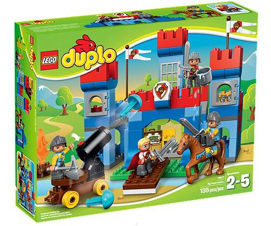 LEGO® DUPLO 10577 Große Schlossburg