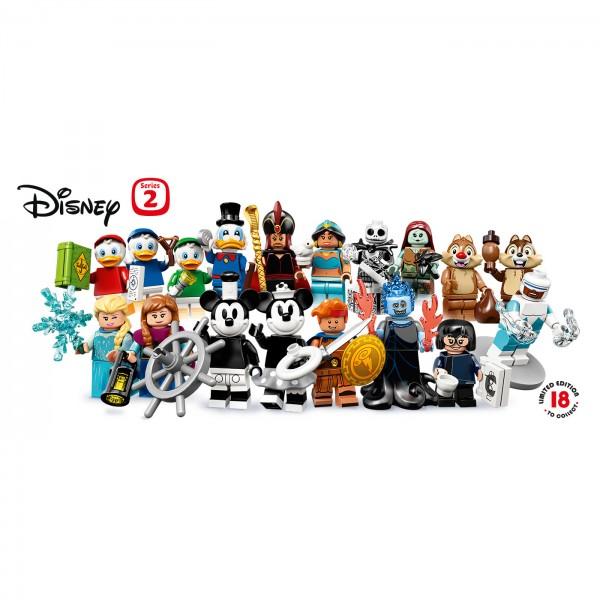 LEGO® 71024 Disney Minifiguren Serie 2 - alle 18 Figuren