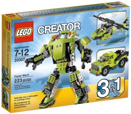 LEGO® Creator 31007 Power Roboter