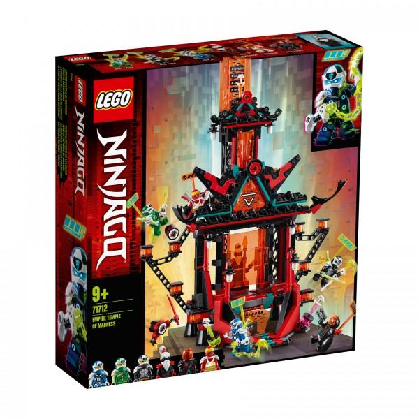 LEGO® NINJAGO® 71712 Tempel des Unsinns