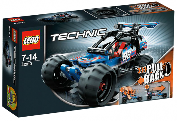 LEGO® Technic 42010 Action Race-Buggy