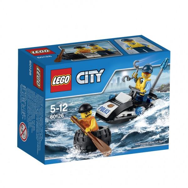 lego city 60126 flucht per reifen g nstig kaufen. Black Bedroom Furniture Sets. Home Design Ideas