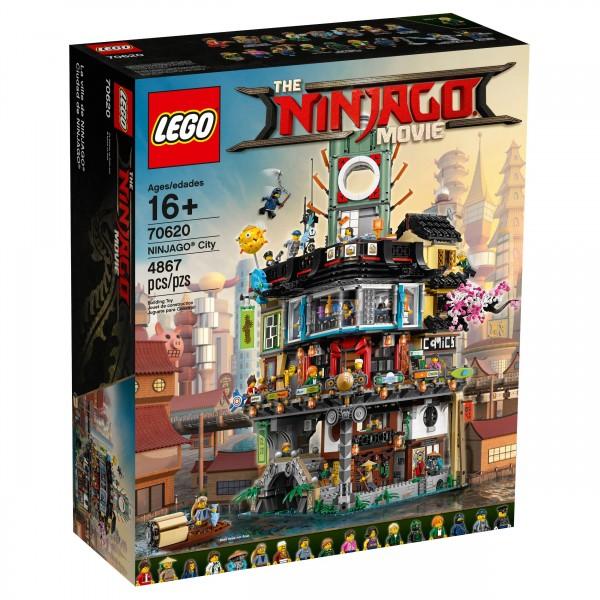 LEGO® Ninjago Movie 70620 Ninjago City
