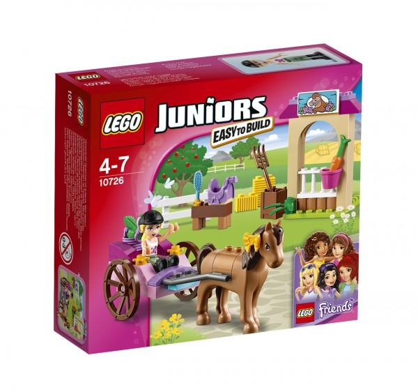 LEGO® Juniors 10726 Stephanies Pferdekutsche