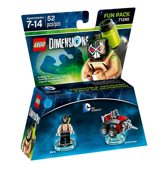 LEGO® Dimensions 71240 Fun Pack DC: Bane