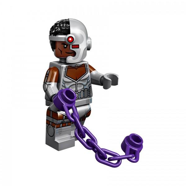 LEGO® DC Super Heroes Minifigur 71026-09: Cyborg™