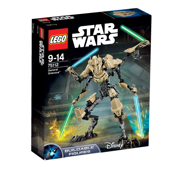 LEGO® Starwars 75112 General Grievous