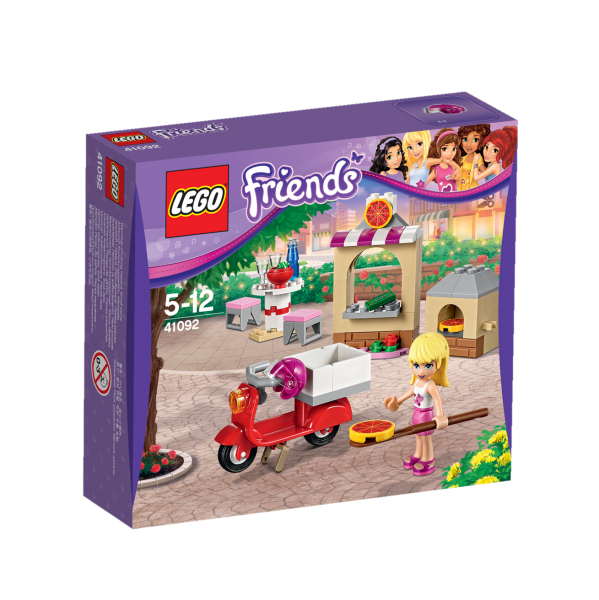LEGO® Friends 41092 Stephanies Pizzeria