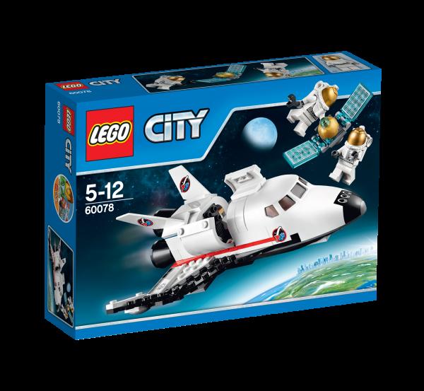 LEGO® CITY 60078 Weltraum-Shuttle