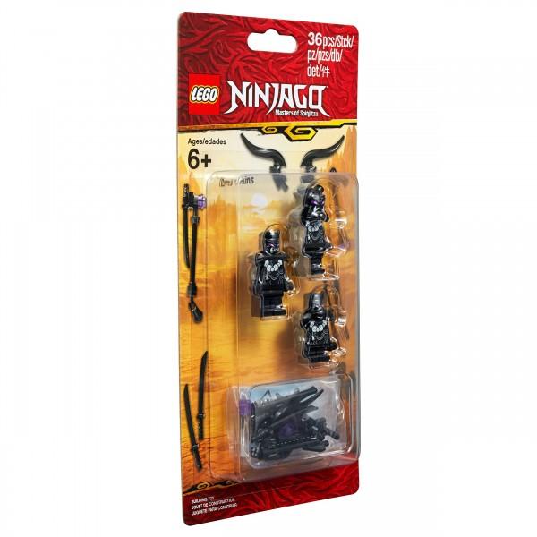 LEGO® NINJAGO® 853866 Zubehörset - Oni-Schurken