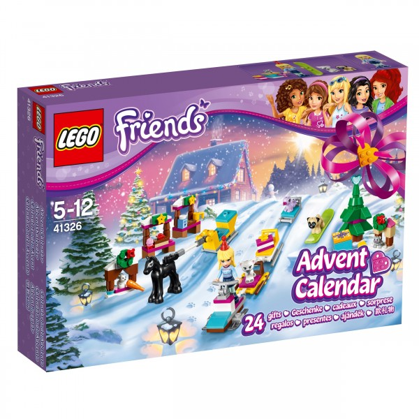 LEGO® Friends 41326 Adventkalender 2017