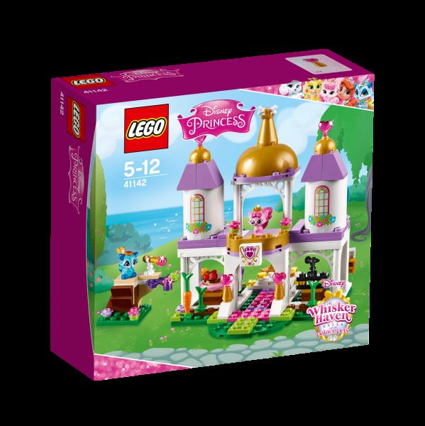 LEGO® Disney Princess 41142 Königliches Schloss der Palasttiere