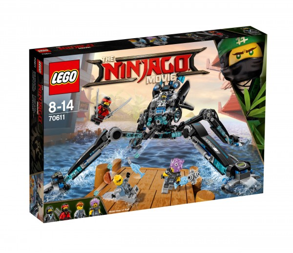LEGO® Ninjago Movie 70611 Nya's Wasser-Walker