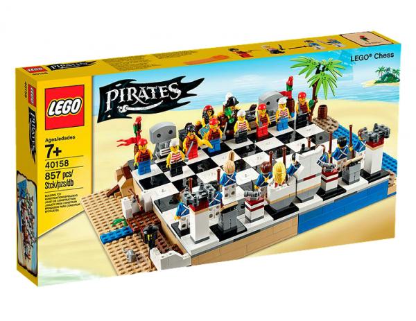 LEGO® Pirates 40158 Schachspiel