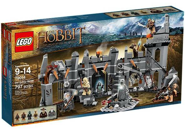 LEGO® Der Hobbit 79014 Schlacht von Dol Guldur
