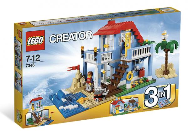 LEGO® Creator 7346 Strandhaus