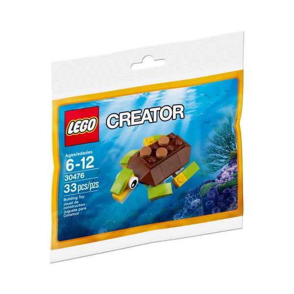 LEGO® 30476 Fröhliche Schildkröte