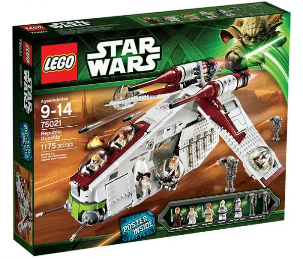 LEGO® Starwars 75021 Republic Gunship™