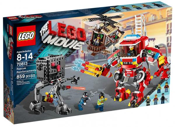 LEGO® Movie 70813 Windmühle und Feuerwehr-Roboter Verstärkung
