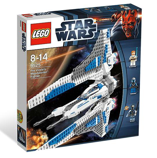 LEGO® Starwars 9525 Pre Vizsla's Mandalorian™ Fighter