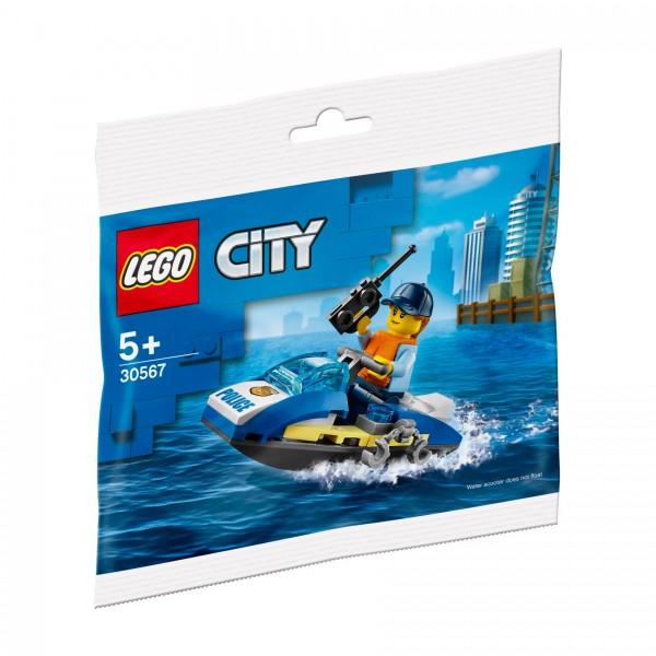 LEGO® CITY 30567 Polizei Jetski