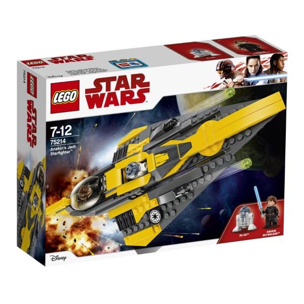 LEGO® Star Wars 75214 Anakin's Jedi Starfighter