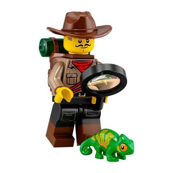 LEGO® Minifigur Serie 19 71025-07: Dschungelforscher