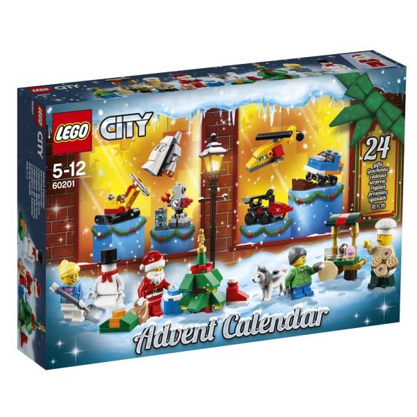 LEGO® CITY 60201 Adventskalender 2018