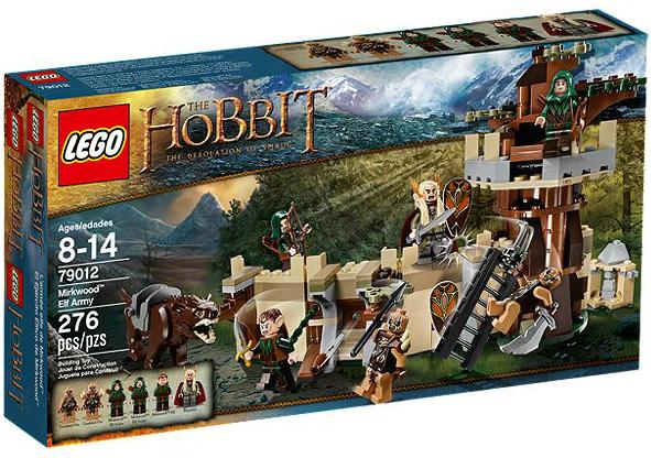 LEGO® Der Hobbit 79012 Mirkwood Elbenarmee