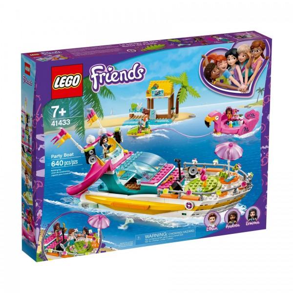 LEGO® Friends 41433 Partyboot von Heartlake City