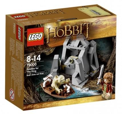 LEGO® Der Hobbit 79000 Rätsel um den Ring