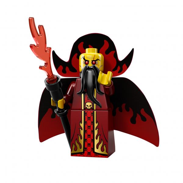 LEGO® Minifiguren Serie 13 - Evil Wizard 71008-10