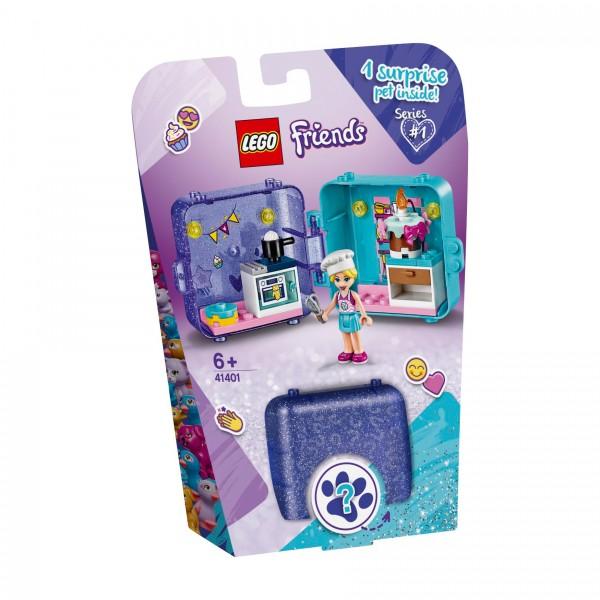 LEGO® Friends 41401 Stephanies magischer Würfel – Bäckerin