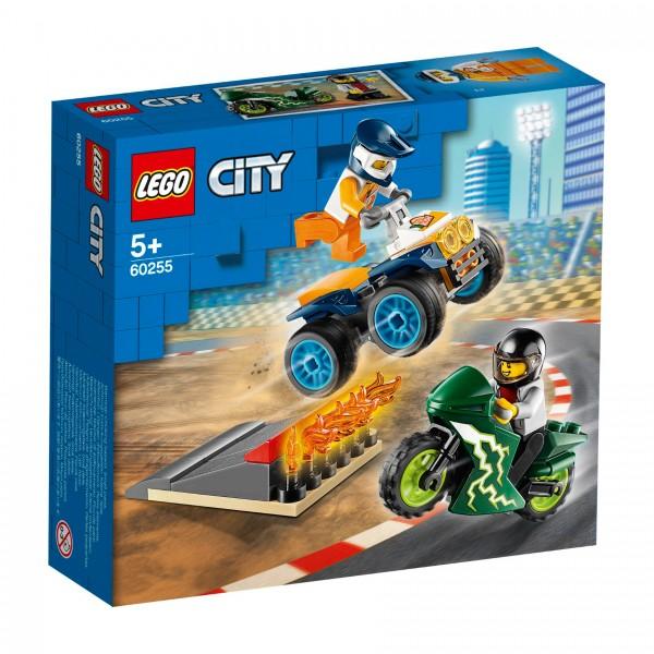 LEGO® CITY 60255 Stunt-Team