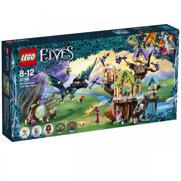 LEGO® Elves 41196 Fledermaus-Angriff auf den Elfen-Sternbaum