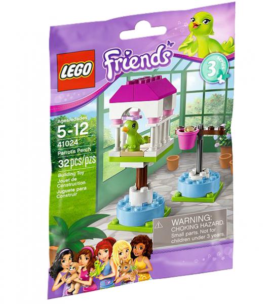 LEGO® Friends 41024 Papageienhäuschen