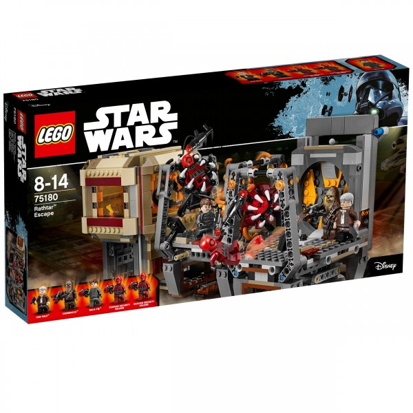 LEGO® Starwars 75180 Rathtar Escape