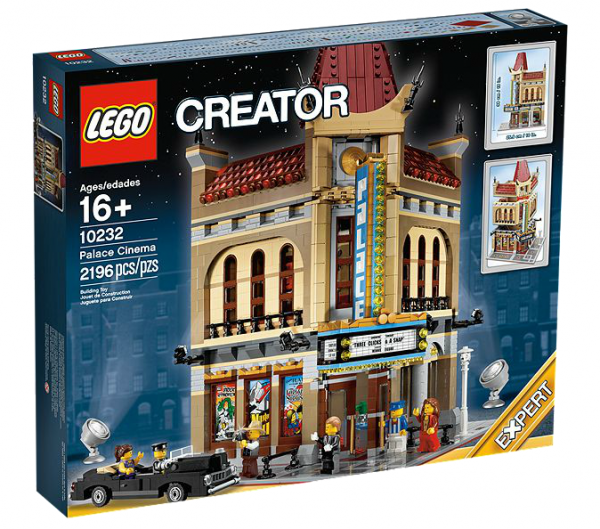 LEGO® 10232 Palace Cinema